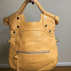Foley + Corinna Mid City Tote Yellow